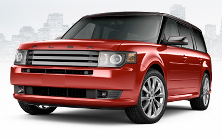 Ford Flex Titanium Pictures. addition to the Ford Flex